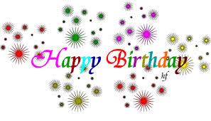 Heureux anniversaire Dijess!!!!