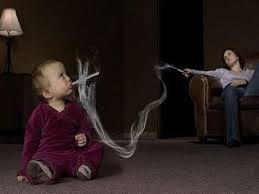 Parents fumeurs … égale enfants fumeurs c'est hélas trop vrai… est ce un tabou?????