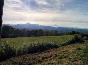panorama pyrenées