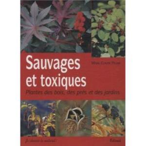 plantes sauvages et toxiques