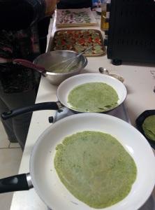préparations cuisson