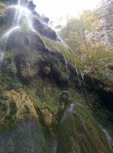 cascade vue de coté