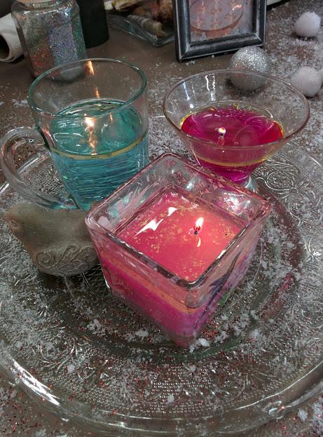 salon bougies