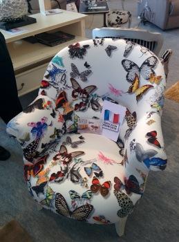 salon joli fauteuil