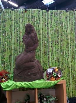 salon sirene chocolat