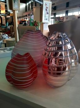 salon trio jolis vases