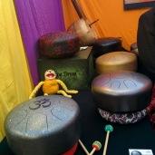 salon zion drums