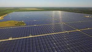 Centrale voltaique de Cestas elle est la plus puissanted'europe