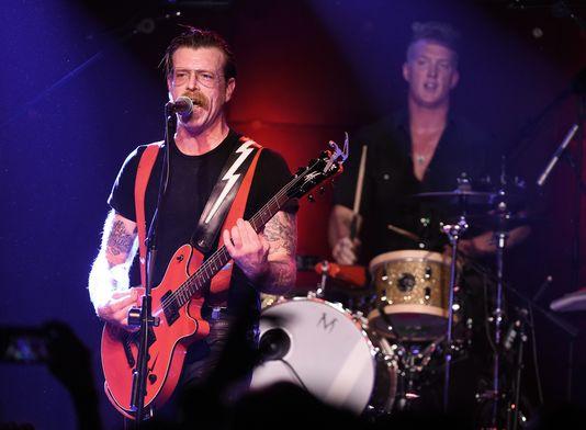 Eagle of death metal en concert avec U2 lundi 7décembre