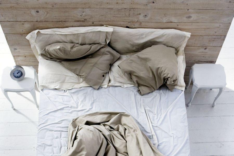 Santé : ne faites pas votre lit lematin