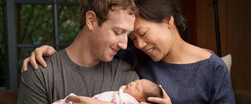 Le boss de Facebook va léguer 99% de ses actions à une actioncaritative