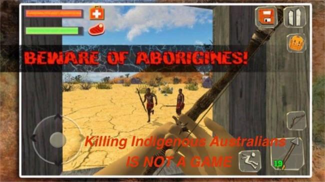 Australie : tuer des aborigènes n'est pas unjeu