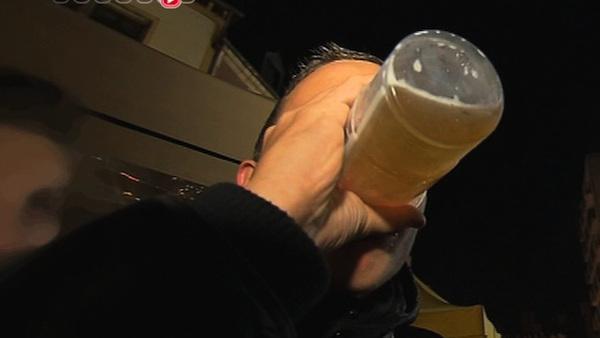 Les dégâts du binge drinking sur le cerveau desjeunes