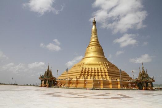 naypyidaw pagode Uppatansi