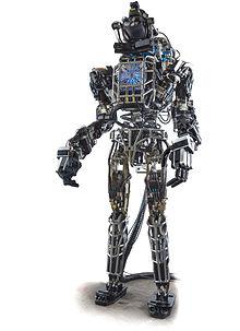 Atlas le robot humanoïde deGoogle
