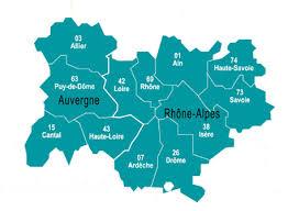 A la recherche d'un nom pour la nouvelle région Auvergne RhoneAlpes