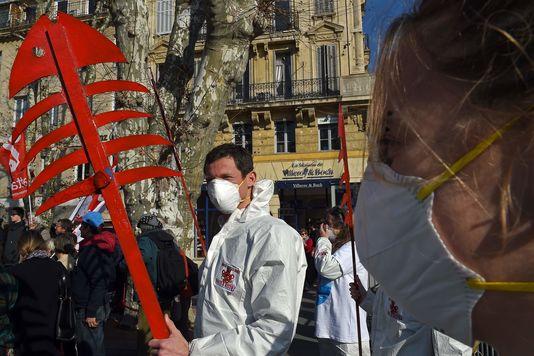 Marseille : colère rouge contre les bouesrouges