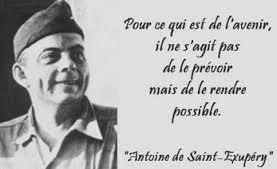 Citation du jour : SaintExupéry
