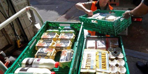 La fin du gaspillage alimentaire en grand surface votée auParlement