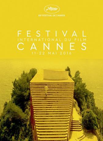 L'affiche du 69e Festival de Cannesdévoilée