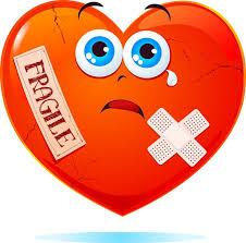 Insolite : quand la joie vous brise le coeur!