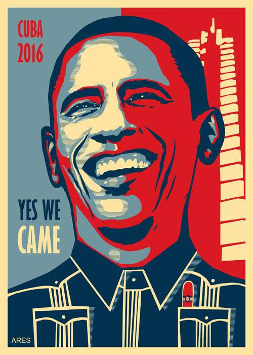 cuba yes we came