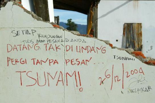 Indonésie : séisme de magnitude 7,9 mercredi 2 mars, scènes depanique