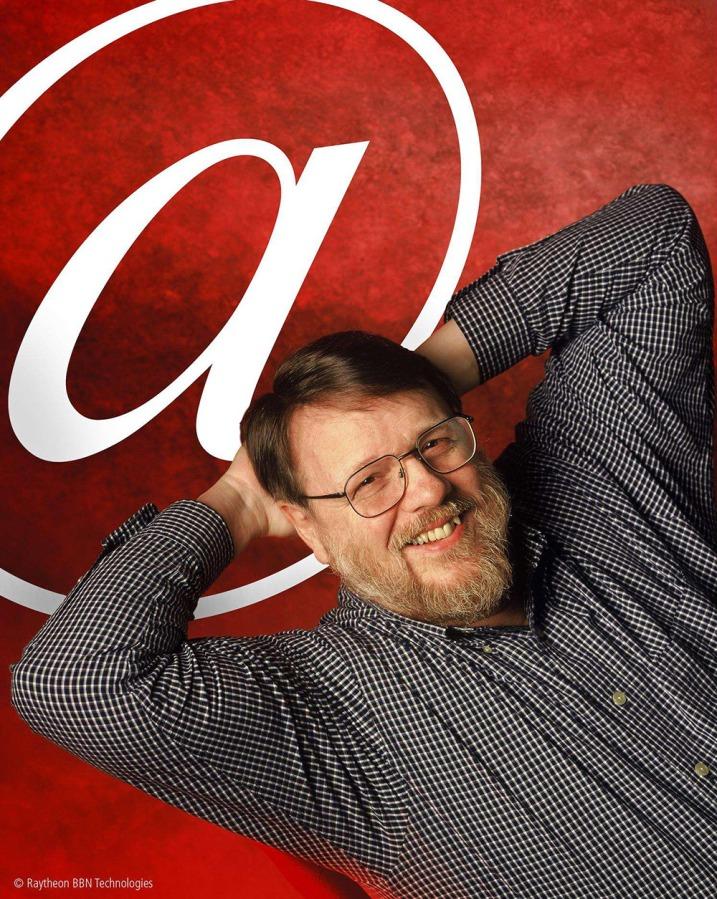 Ray Tomlinson, l'inventeur de l'e-mail, estmort