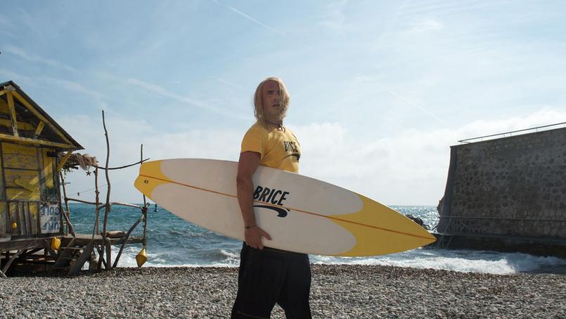 Le surf de Brice de Nice aux enchères pour la bonnecause