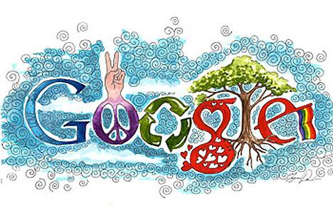 doodle peace