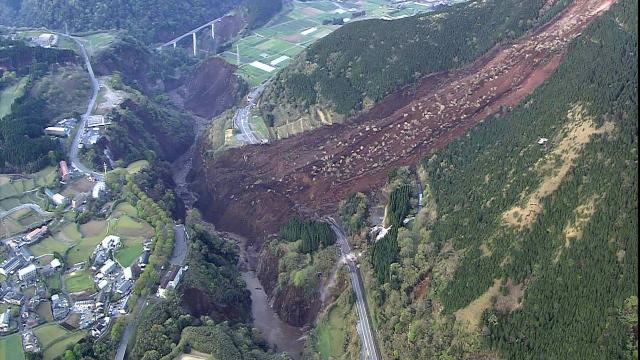 Nouveau séisme meurtrier au Japon : des habitants pris aupiège