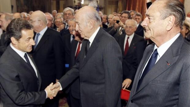 Combien coûtent réellement les trois anciens présidents de la République au budget del'État