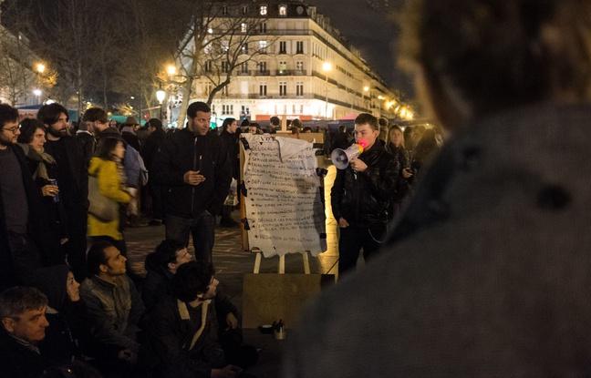 «Nuit debout»: un mouvement d'indignation français en passe de sepérenniser?