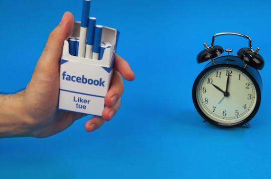 Réseaux sociaux : une vidéo résume notreaddiction