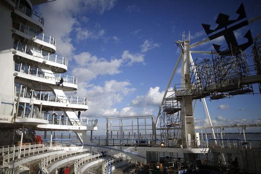 Economie : La commande du siècle pour les chantiers deSaint-Nazaire