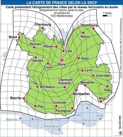 Comparaison Climat Villes France