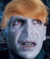 Insolite : Quand J.K. Rowling compare Donald Trump àVoldemort