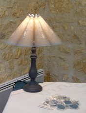 angles jours lampe bise