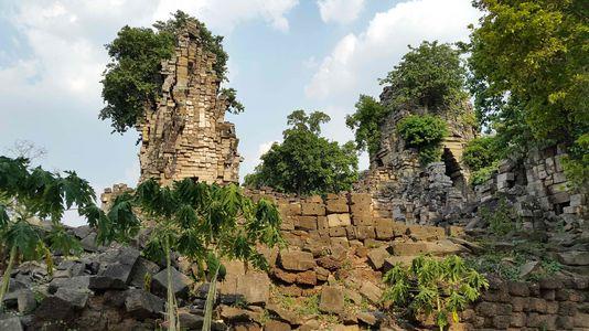 Superbe : Cambodge: Des cités médiévales géantes découvertes sous la jungled'Angkor