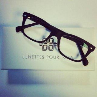Insolite :Paul Morlet lance les lunettes pourtous