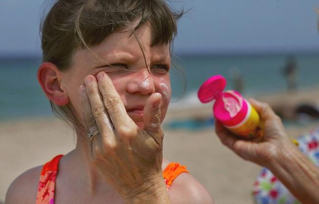 Santé : Produits solaires pour enfants: L'UFC-Que Choisir porte plainte contre cinqfabricants