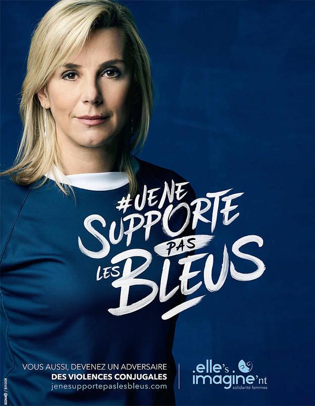 Violences conjugales :»Je ne supporte pas les bleus, et vous?»