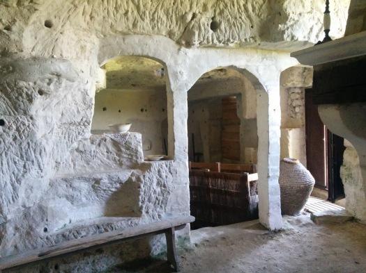 grotte pièce principale