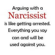 narcissicist-arguying