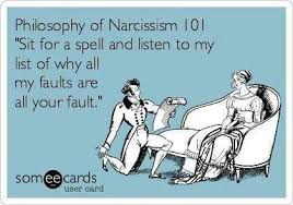 Surviving a narcissist