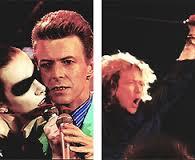 Quand Georges Mickaël et David Bowie se sont croisés….. vidéos