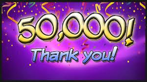 50000-thank