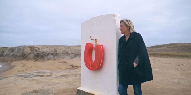 Lamentable : Le clip de campagne de Marine Le Pen tourné sans autorisation enBretagne