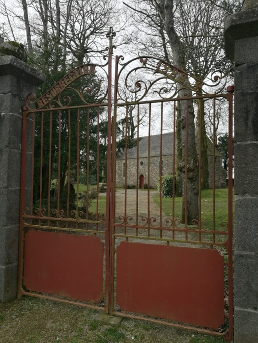 chapelle de lospars barrière