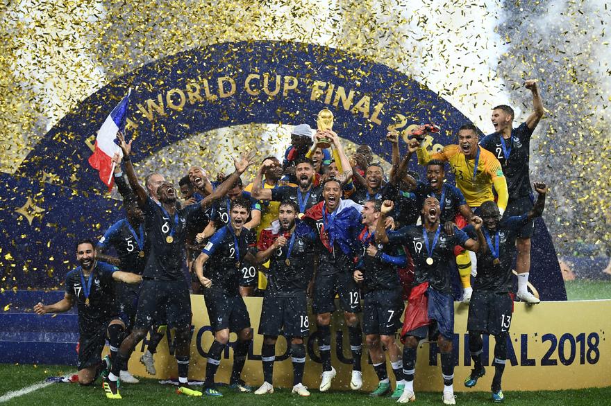 Humeur : les footballeurs français sont desmagiciens